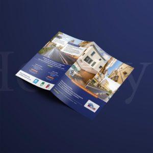 Plaquette commerciale ASE à Béziers et Agde