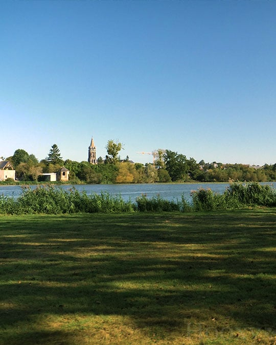Sentier littéraire du Lac Tranquille de Combourg