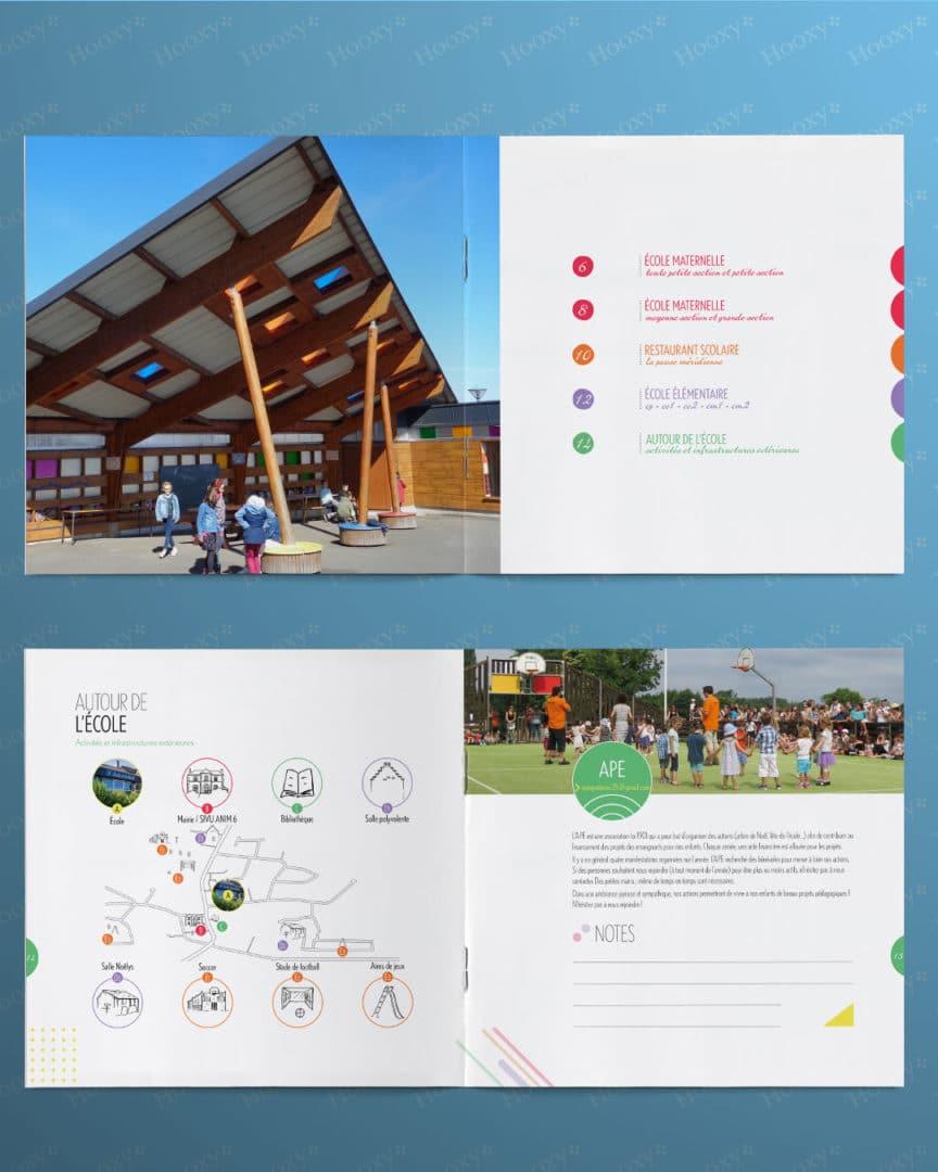 Brochure école primaire